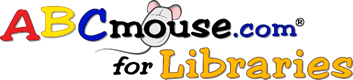 ABC mouse for libraries logo