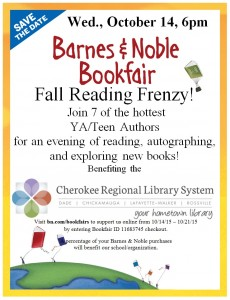 Barnes & Noble Book Fair! @ Barnes & Noble | Chattanooga | Tennessee | United States