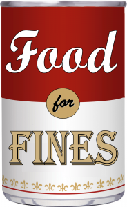 Food for Fines! @ LaFayette-Walker County Library | LaFayette | Georgia | United States