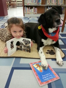 PAWS to Read! @ LaFayette-Walker County Library | LaFayette | Georgia | United States