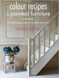Color recipes for painted furniture