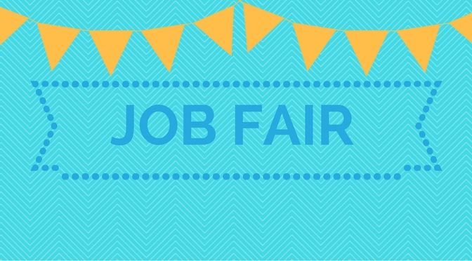 Job Fair at LaFayette-Walker Co. Library