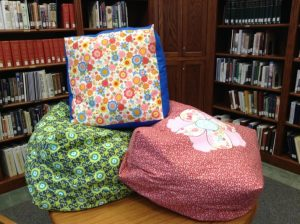 Sew Fun Workshop: Fluffy Cloud Pillows @ Chickamauga Public Library