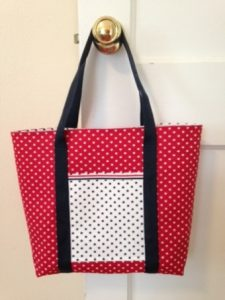 Sew Fun Workshop: Tote Bag @ Chickamauga Public Library