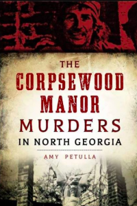 "Author: Amy Petulla ""Corpsewood"" @ LaFayette-Walker County Library 