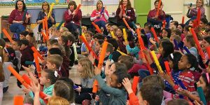 Build a better world one BEAT at a time @ Chickamauga Public Library