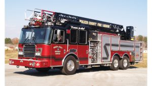 Fire Safety House and Fire Truck Program @ Chickamauga Public Library