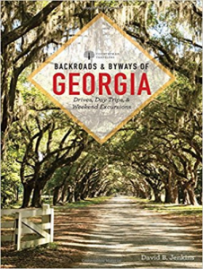 Book Signing-David Jenkins-Backroads & Byways of Georgia @ Chickamauga Library