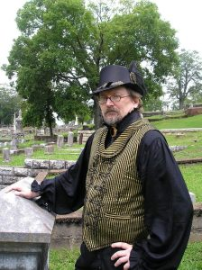 Paranormal Author: Mark Fults @ LaFayette-Walker County Library | LaFayette | Georgia | United States