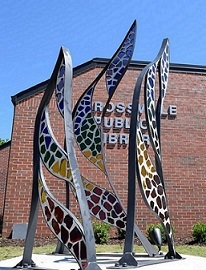 Sculpture Name Ideas Deadline @ Rossville Public Library | Kerrville | Texas | United States