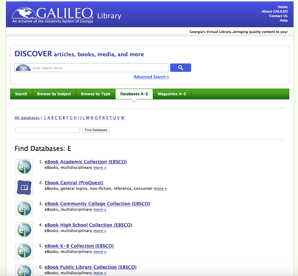 Cherokee Regional Library System | your hometown library